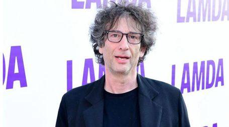 Neil Gaiman – Foto: Ian West/PA Wire/LaPresse