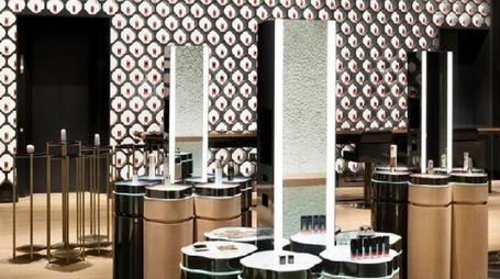 Shiseido The Store, un nuovo look firmato Nendo