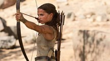 Una scena del film 'Tomb Raider' – Foto: Graham Bartholomew/Warner Bros/MGM