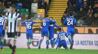 Serie A: Udinese-Sassuolo 1-2