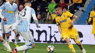 Serie A: Spal-Juventus 0-0