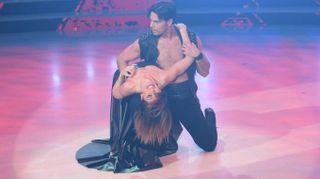 Ballando con le stelle 2018, la serata si scalda con Christina Ich e Luca Favilla