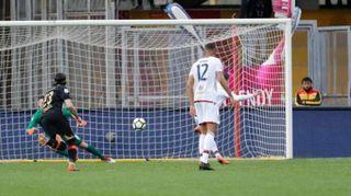 Serie A: Benevento-Cagliari 1-2
