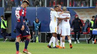 Serie A: Crotone-Roma 0-2