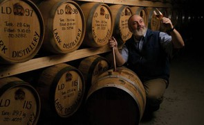 Bill Lark – Foto: Lark Distillery