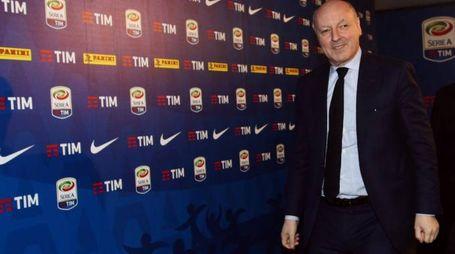 L'amministratore delegato della Juve Beppe Marotta