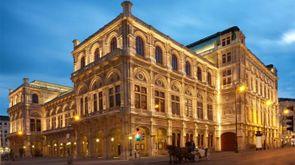Il teatro dell'opera di Vienna – Foto: 4FR/iStock
