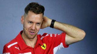 """F1: Vettel """"unico obbiettivo, vincere con la Ferrari"""""""