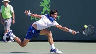Tennis: Djokovic cade a Miami