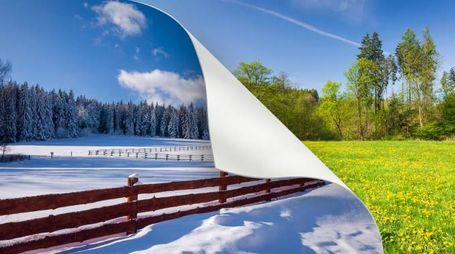 Pevisioni meteo, pioggia e neve in settimana, poi torna il sole (foto iStock)