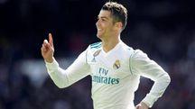 Cristiano Ronaldo – Foto: AFP PHOTO/GABRIEL BOUYS/LaPresse