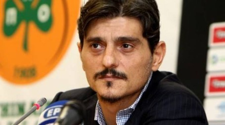 Il patron del Panathinaikos Giannakopoulos