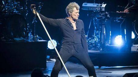 Jon Bon Jovi – Foto: PA/PA Wire/LaPresse
