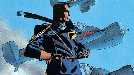 Dettaglio di una copertina di 'Blackhawk' – Foto: DC Comics