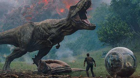 Una scena di 'Jurassic World – Il regno distrutto' – Foto: Universal Pictures
