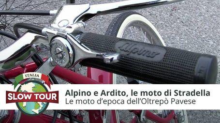 Alpino e Ardito, le moto di Stradella