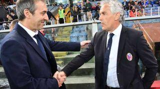 Calcio: Bologna, arriva uno striscione pro Donadoni