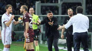 Calcio: Gattuso, Europa faticosa ma fondamentale per Milan