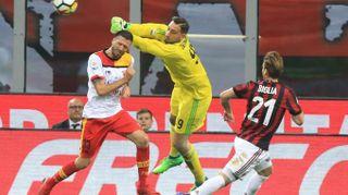 Milan-Benevento, le pagelle dei rossoneri