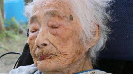 Nabi Tajima, è morta a 117 anni la donna più vecchia del mondo