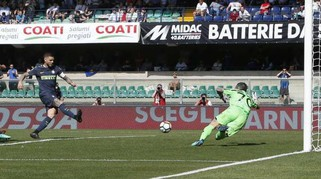 Serie A: Chievo-Inter 1-2