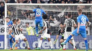 Serie A: Juventus-Napoli 0-1