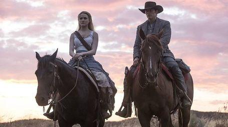 Una scena di 'Westworld', stagione 2 episodio 1 – Foto: HBO