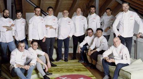 Gli chef dell'edizione 2018 di Taste of Milano