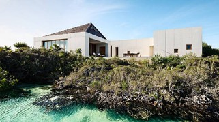 Moderna villa a Turks e Caicos
