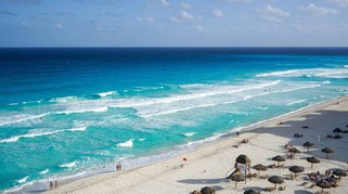Cancun, le sabbie e il mare spettacolari della Riviera Maya