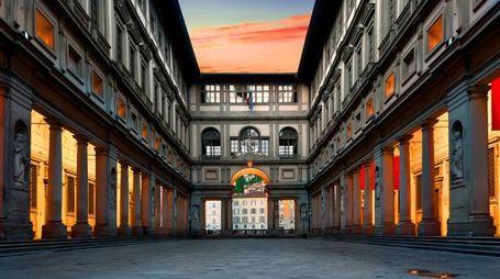 La Galleria degli Uffizi di Firenze - Foto: Givaga/iStock