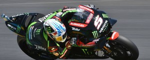 Motogp Francia 2018, Zarco in pole (Afp)