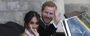 Meghan e Harry (Ansa)
