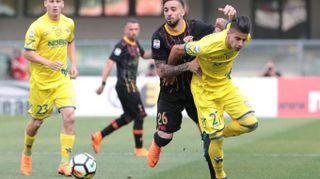 Chievo-Benevento 1-0