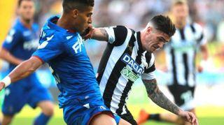 Udinese-Bologna 1-0