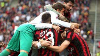 Milan-Fiorentina 5-1