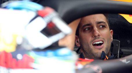 Daniel Ricciardo al Gp di Monaco 2018 (LaPresse)