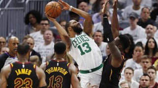 Basket: finali Nba, Cleveland ferma Boston, ora 3-3