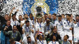Champions League, la festa dei Blancos
