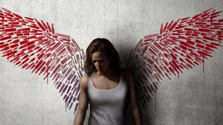 Dettaglio del poster del film 'Peppermint' – Foto: Lakeshore Entertainment