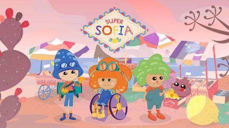 """""""Super Sofia"""" di Mash&Co"""