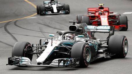 Formula 1, Lewis Hamilton leader in classifica (Ansa)