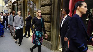 Armani apre una nuova boutique a Firenze