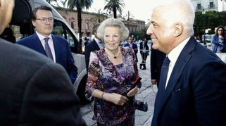 Musica: prima di Bintou Were a Palermo con reali d'Olanda