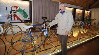 Ciclismo: Moser festeggia 67 anni