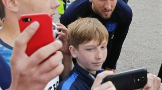 "Mondiali: Inghilterra, Kane ""fantastico capitano"" è già re"