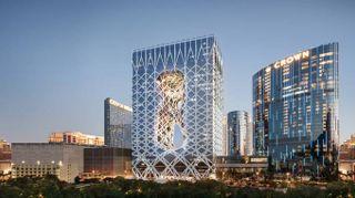 Il sorprendente hotel di Zaha Hadid ha aperto in Cina