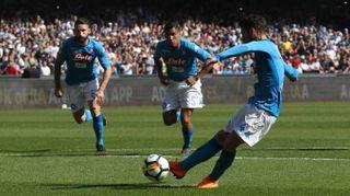 Calcio: tabloid, Mertens obiettivo del Chelsea di Sarri