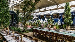 I ristoranti più grandi d'Europa e del mondo