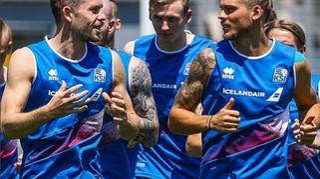 Mondiali 2018, Rurik Gislason e gli altri. I calciatori più belli (e una sorpresa)